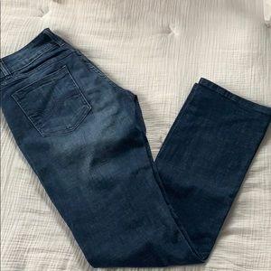 Women's boot cut Wranglers